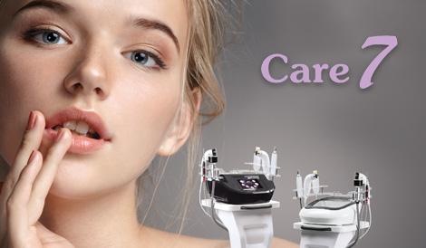 Aparatinė veido procedūra Care7